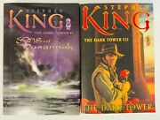 The Dark Tower 6 + 7 -- Stephen King [the Dark Tower + Song Of Susannah]