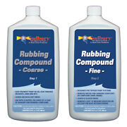 Sudbury Boat Care Products 444-442kit Sudbury Rubbing Compound Steps 1 And 2 32...