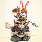 O-soul Toys 1/6 Erlang God Cat Statue Collectible Figure Model In Stock