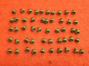 50 Nos 65 66 67 68 69 70 Ford Mustang Galaxie Sleeve Retainer Nuts 378362-s102