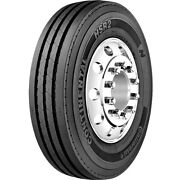 4 Tires Continental Hsr2 255/70r22.5 Load H 16 Ply Steer Commercial
