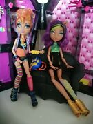 Monster High Clawdeen And Howleen Wave 3 Sisters Pack