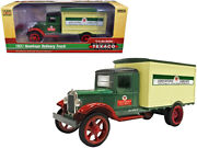 1931 Hawkeye Texaco Delivery Truck Agricultural Lubricants 3rd In The Serie
