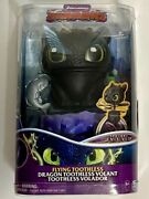 Dreamworks Dragons, Flying Toothless Interactive Dragon With Lights And Sounds,