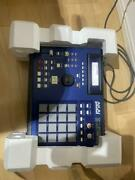 Akai Mpc2000xl Rare Blue Color Valuable Full Option Internal All Switches