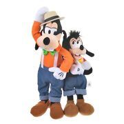 Disney Goofy And Max Plush Goofy Style Parent And Child Official From Jp New