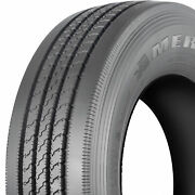 4 New Americus Ap 2000 315/80r22.5 Load J 18 Ply Steer Commercial Tires