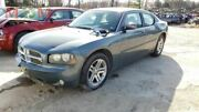 Driver Front Door Without Pinch Protection Windows Fits 06-10 Charger 1857752