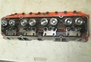 Original Gm 3927186 Cylinder Head Small Block Chevy Camel Hump 2.02/1.60 Valves