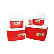 Ice Box Cooler Small Large Ice Cooling Drink Beach Party Picnic Coolbox 6l 14l