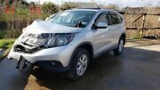 Driver Rear Side Door Electric With Privacy Tint Glass Fits 12-14 Cr-v 1863138