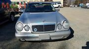 Automatic Transmission 208 Type Convertible Fits 98-03 Mercedes Clk 1796270