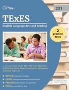 Texes English Language Arts And Reading 7-12 231 St... By Texes Exam Prep Team