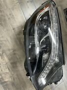 2016 Benz S550 Headlights Rwd S Class Left And Right Headlamps Mercedes