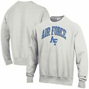 Air Force Falcons Champion Arch Over Logo Reverse Weave Pullover Sweatshirt -