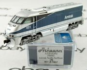 F59phi Locomotive W/dcc And Sound - Amtrak Pacific Surfliner 451 - Athearn 15352