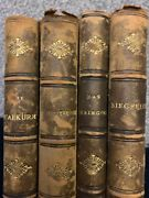 Antique Richard Wagner Books Opera Music Book 1800's Offers Rare Collectible
