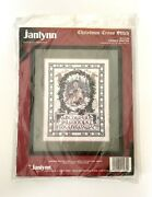 Janlynn Father Winter Victorian Christmas Counted Cross Stitch Kit 112-30 New