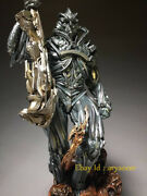 Magician Lord 1/4 Sayborg Warrior Bega Statue Collectible Figure Model In Stock