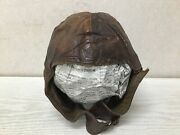 Y2581 Imperial Japan Army Squadron Summer Hat Personal Gear Japanese Ww2 Vintage