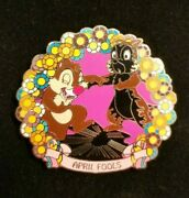 Disney Shopping - Chip And Dale April Fools Day Pin Le 250 - 2008