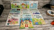Lot Of 19 Childandrsquos World Magic Castle Readers Apes Find Shapes The Bear Upstairs