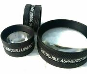 20d 90d And 78d Set Of Three Free Shipping Non Contact Aspheric Slit Lamp Lens