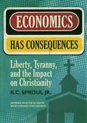 Economics Has Consequences - Rc Sproul Jr. -like New -d3