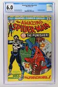 Amazing Spider-man 129 - Marvel 1974 Cgc 6.0 1st App The Punisher And Jackal