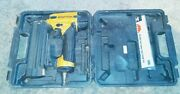 Used A+ Bostitch Bt1855 Pneumatic 18ga Brad Nailer Tool Only + Case Remodel Trim