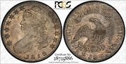 1819 Pcgs Ms62 Overton 108 Link Capped Bust Half Silver Dollar