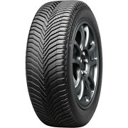 4 New Michelin Crossclimate 2 215/55r17 94h A/s All Season Tires