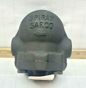 New Spirax Sarco 1/2 Cast Iron Float And Thermostatic Steam Trap 200 Psi Ft14-14