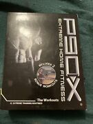 P90x Extreme Home Fitness The Workouts 12 Dvd Only Set Used No Book Tony Horton