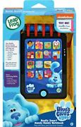 Leapfrog Blueandrsquos Clues And You Really Smart Handy Dandy Notebook Nickelodeon New