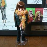 Comes With Autographed Proof Photos Etc. Miho Yoshiokaand039s Design Licca-chan Doll
