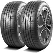 2 New Atlas Tire Force Hp 245/45r20 99v As Performance A/s Tires