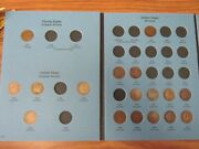 Partial Set Flying Eagle And Indian Head Cent 39 Coins Great Starter Set Q2ee