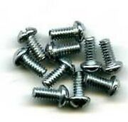 S16c Screws 10 For American Flyer S Gauge Steam Engines Smoke Unit Trainsparts