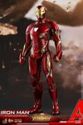 Hot Movie Masterpiece Diecast 1/6 Scale Iron Man Mark 50