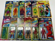 2021 Marvel Legends Wave 1 Retro 3.75 Inch Lot Of 18 Hasbro Kenner New 🕸️