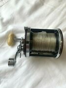 Penn Jigmaster 500 Fishing Reel Very Good Condition - Made In Usa