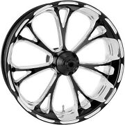 Performance Machine Wheel Virtue Platinum Cut 21 X 3.5 With Abs For 14+ Fld