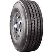 4 New Cooper Severe Series Wba 385/65r22.5 Load L 20 Ply Steer Commercial Tires