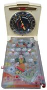1960s Marx Toys Casino Pinball Game Battery Operated Table Top Las Vegas 27