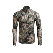 Core Mid Wt Zip-t Optifade Open Country Medium Tall Discontinued