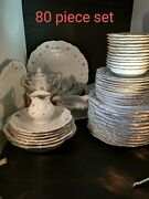 Winterling Germany, Heritage China, 80 Pc Set See Description