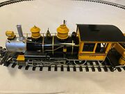 Bachmann Durango And Silverton Freight Large G Scale Train Set Great Condition