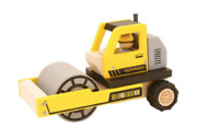 Road Roller 85711 Construction Vehicle Construction Site Wood Njoykids 15016