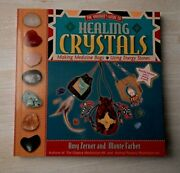 The Shaman's Guide To Healing Crystals By Amy Zerner And Monte Farber Book The